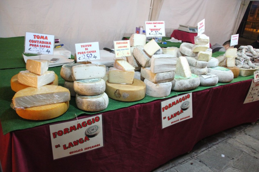 cheese markets of Sanremo