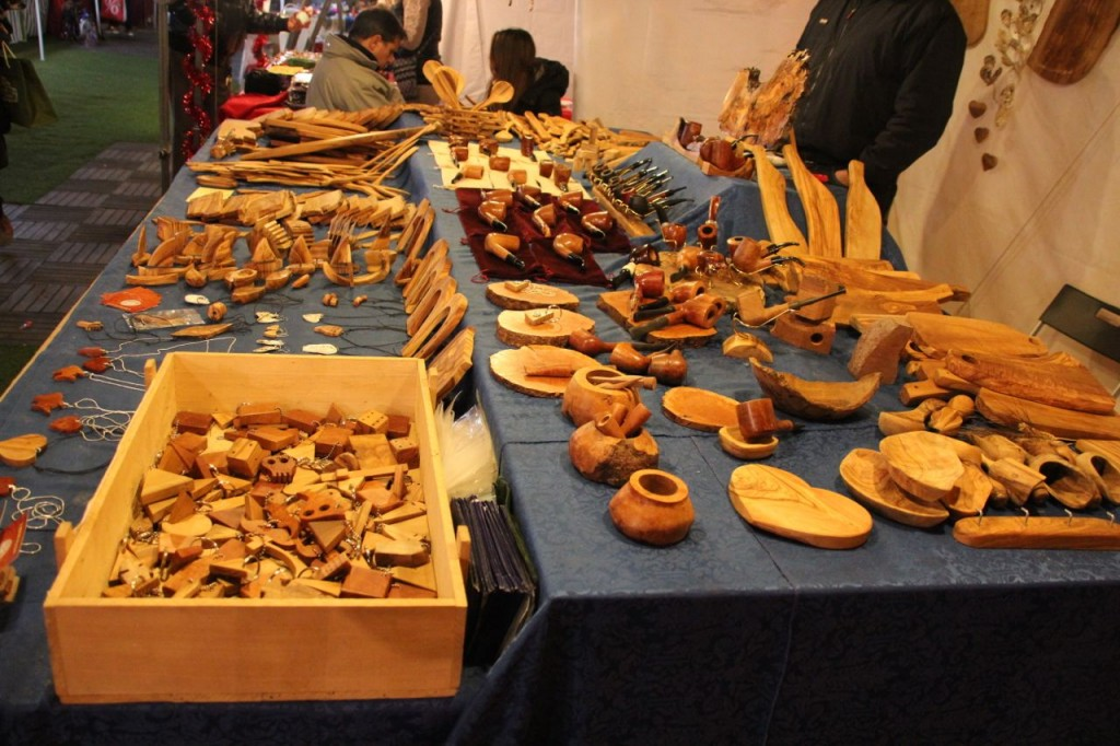 Woodwork of Sanremo
