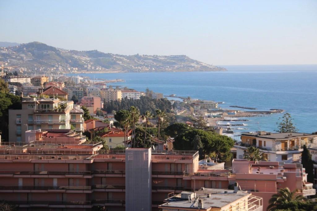 Stunning views Sanremo