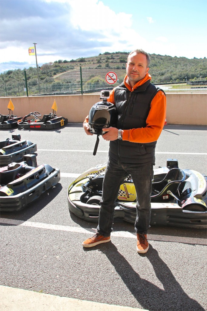 southern France karting