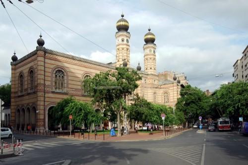 tobacco street synagogue