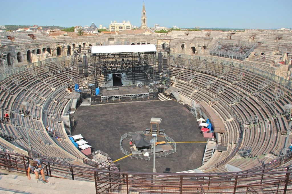 Home of ancient Gladiator tournaments