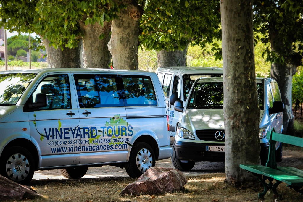 wine tours Languedoc