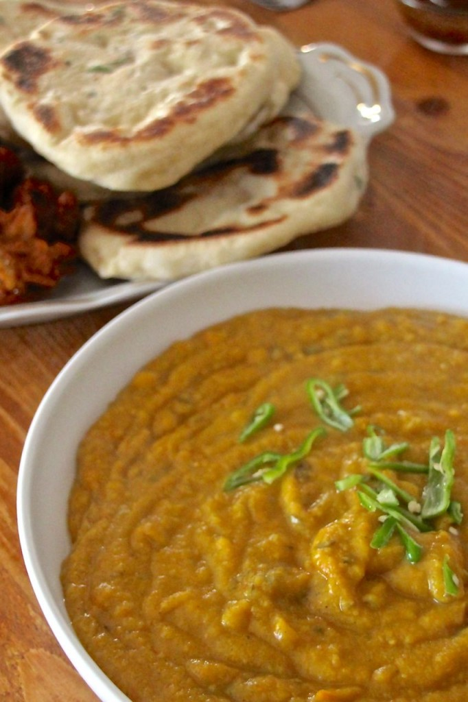 Dal from Swann's chillis and spice