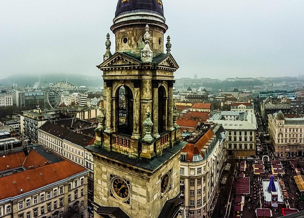 views Budapest