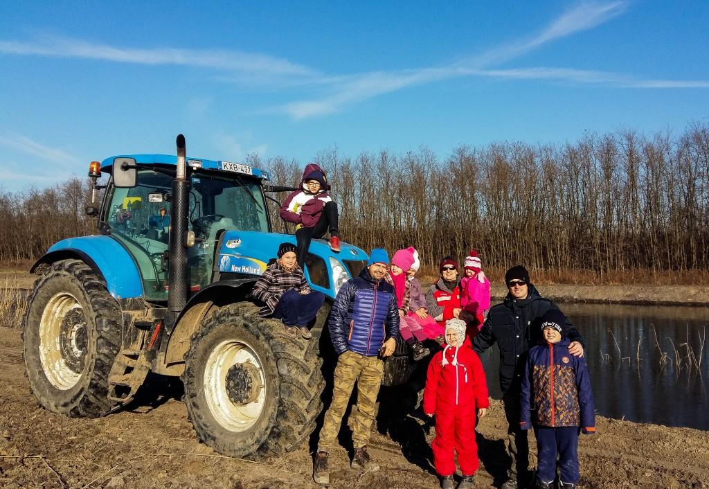 Bakonysarkany Farm Hungary