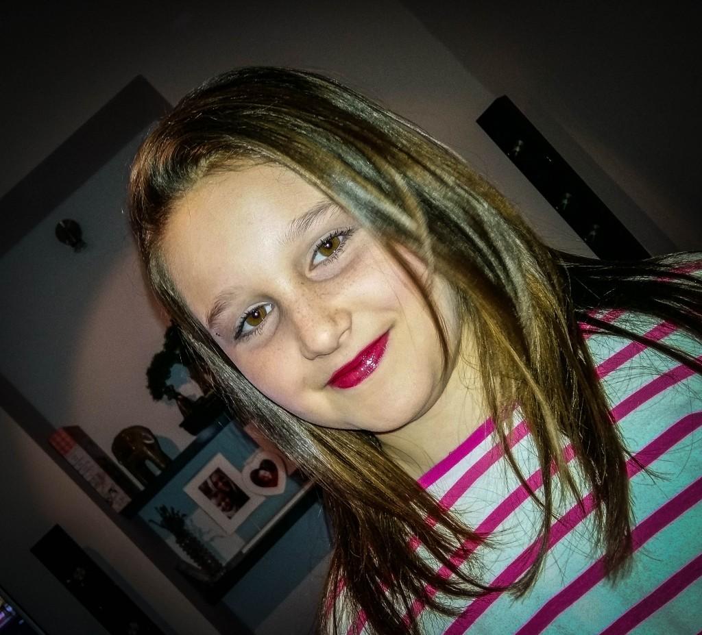 makeup Angelina