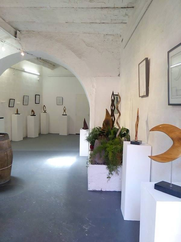 art studio Languedoc