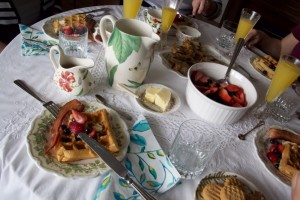 vancouver breakfast morning