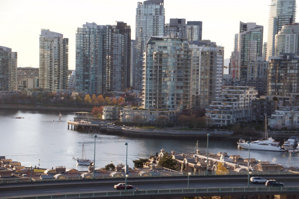 vancouver is overrun by construction