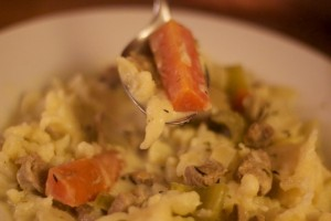 white stew French Style