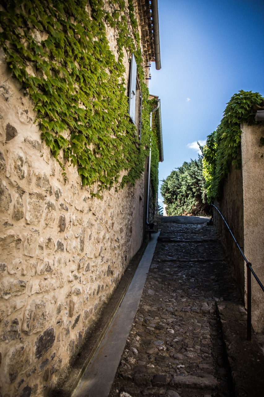 Carlos takes us on a tour of Lagrasse