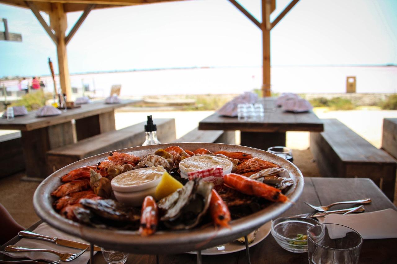 best restaurants in Gruissan