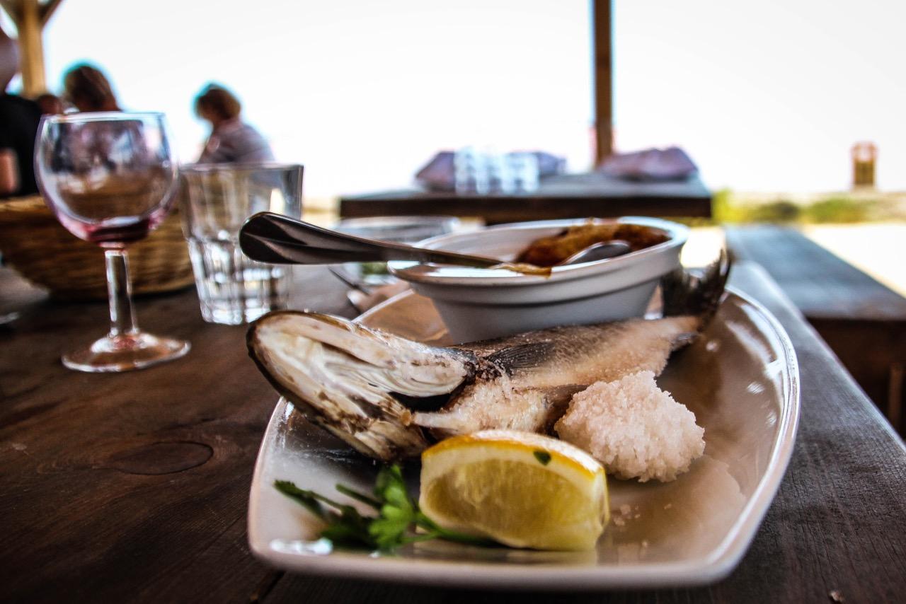 best restaurant in Gruissan