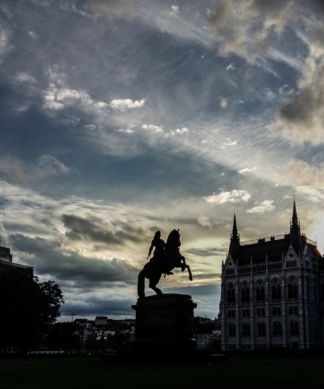 our expat adventure Budapest