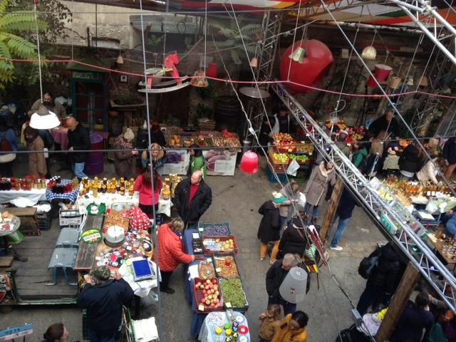 Budapest Hungary Sziplakert Sunday markets!