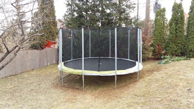 LivEnglish trampoline