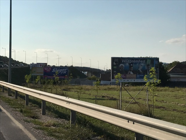 billboards are offensive in hungary